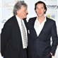 Tom Stoppard and Benedict Cumberbatch at The 39th Broadcasting Press Guild (BPG) Television and Radio Awards 143800
