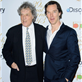 Tom Stoppard and Benedict Cumberbatch at The 39th Broadcasting Press Guild (BPG) Television and Radio Awards 143801