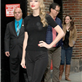 Taylor Swift at the Ed Sullivan Theater for The Late Show With David Letterman 130201