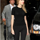 Taylor Swift at the Ed Sullivan Theater for The Late Show With David Letterman 130203