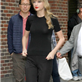 Taylor Swift at the Ed Sullivan Theater for The Late Show With David Letterman 130204