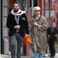 Tilda Swinton and boyfriend Sandro Kopp in New York 147215