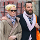 Tilda Swinton and boyfriend Sandro Kopp in New York 147217