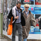 Tilda Swinton and boyfriend Sandro Kopp in New York 147220