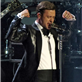 Justin Timberlake performs at the 2013 Brit Awards  140698