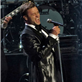 Justin Timberlake performs at the 2013 Brit Awards  140699