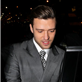 Justin Timberlake seen at Nrj radio in Paris 142214