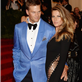 Gisele Bundchen and Tom Brady at the 2013 Costume Institute Gala 149869