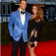 Gisele Bundchen and Tom Brady at the 2013 Costume Institute Gala 149870