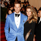 Gisele Bundchen and Tom Brady at the 2013 Costume Institute Gala 149871
